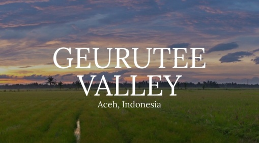 Enjoy Your Coffee With Breath-Taking Scenery From Geurutee Valley In Aceh, Indonesia