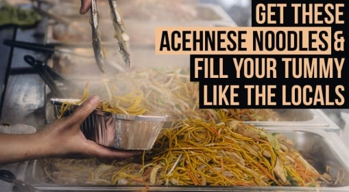Looking For Something Local While You're In Aceh? Try These Acehnese Noodles For A Change!