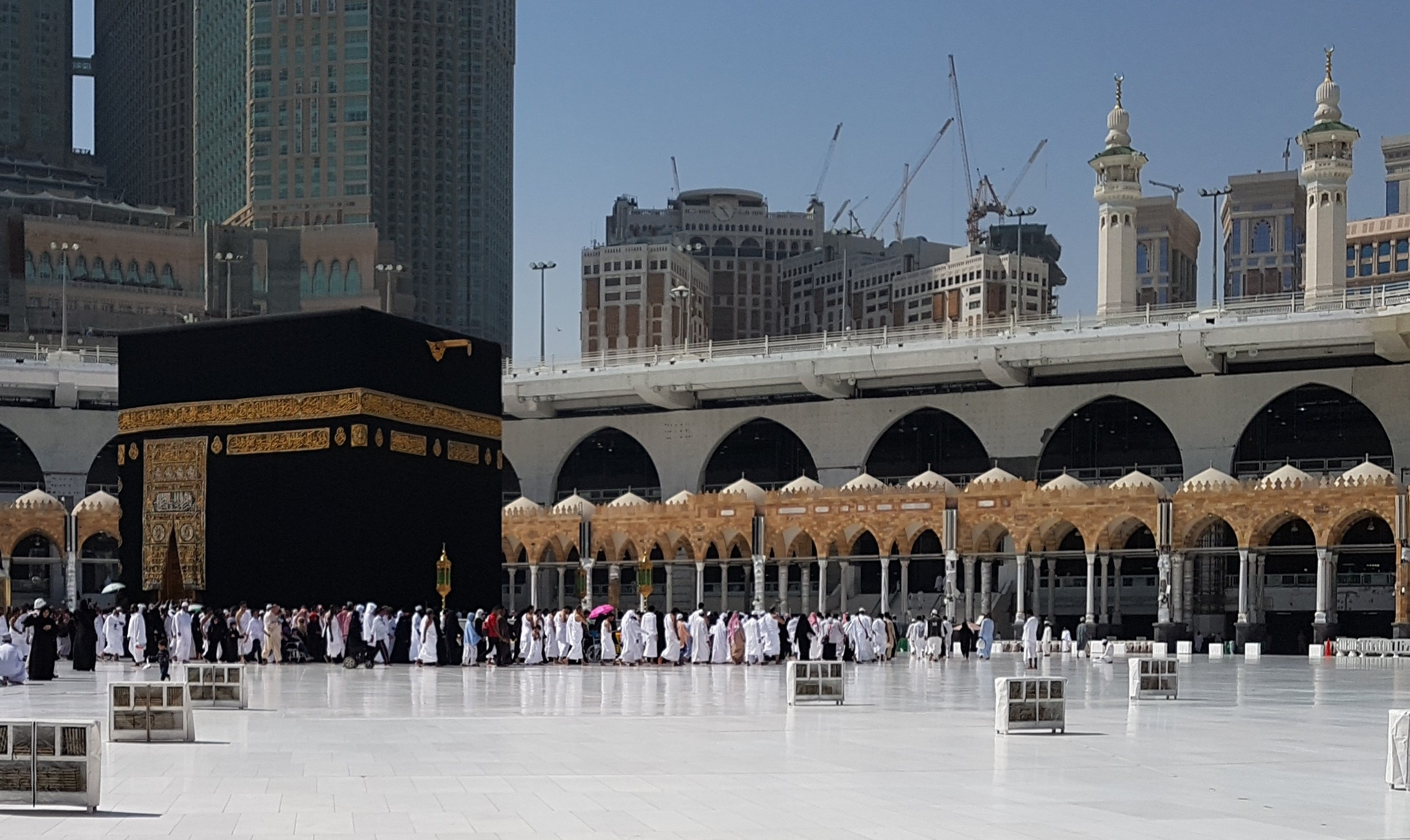 Umrah Banner: Hajj & Umrah: Checklist For Your Daily Supplications