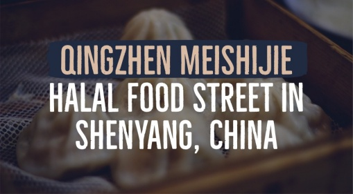 Qingzhen Meishijie: You Never Want To Miss This Halal Food Street When You're In Shenyang, China
