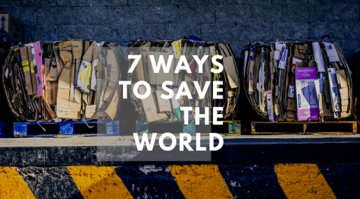 7 Ways to Save the Environment by Replacing your Everyday Essentials with These Items