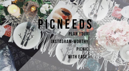 PicNeeds Will Plan a Halal Instagram-Worthy Picnic For Your Special Day