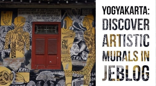Yogyakarta: Step Into The World Of Artistic Murals In The Village Of Jeblog