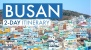 2-Day Itinerary: Here's How You Can Enjoy Busan In 48 Hours During The Blissful Winter