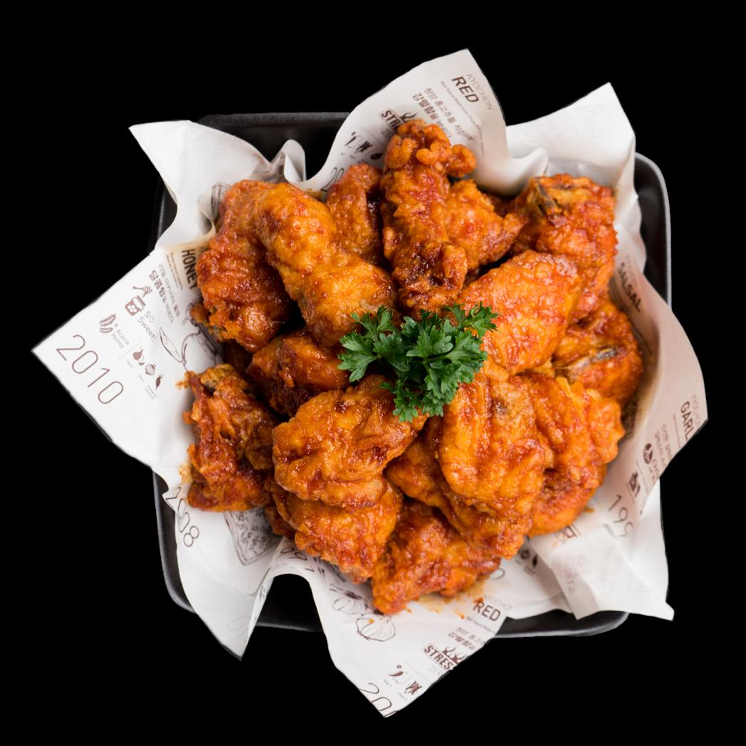 Kyochon Korean Halal food KL Malaysia Kuala Lumpur
