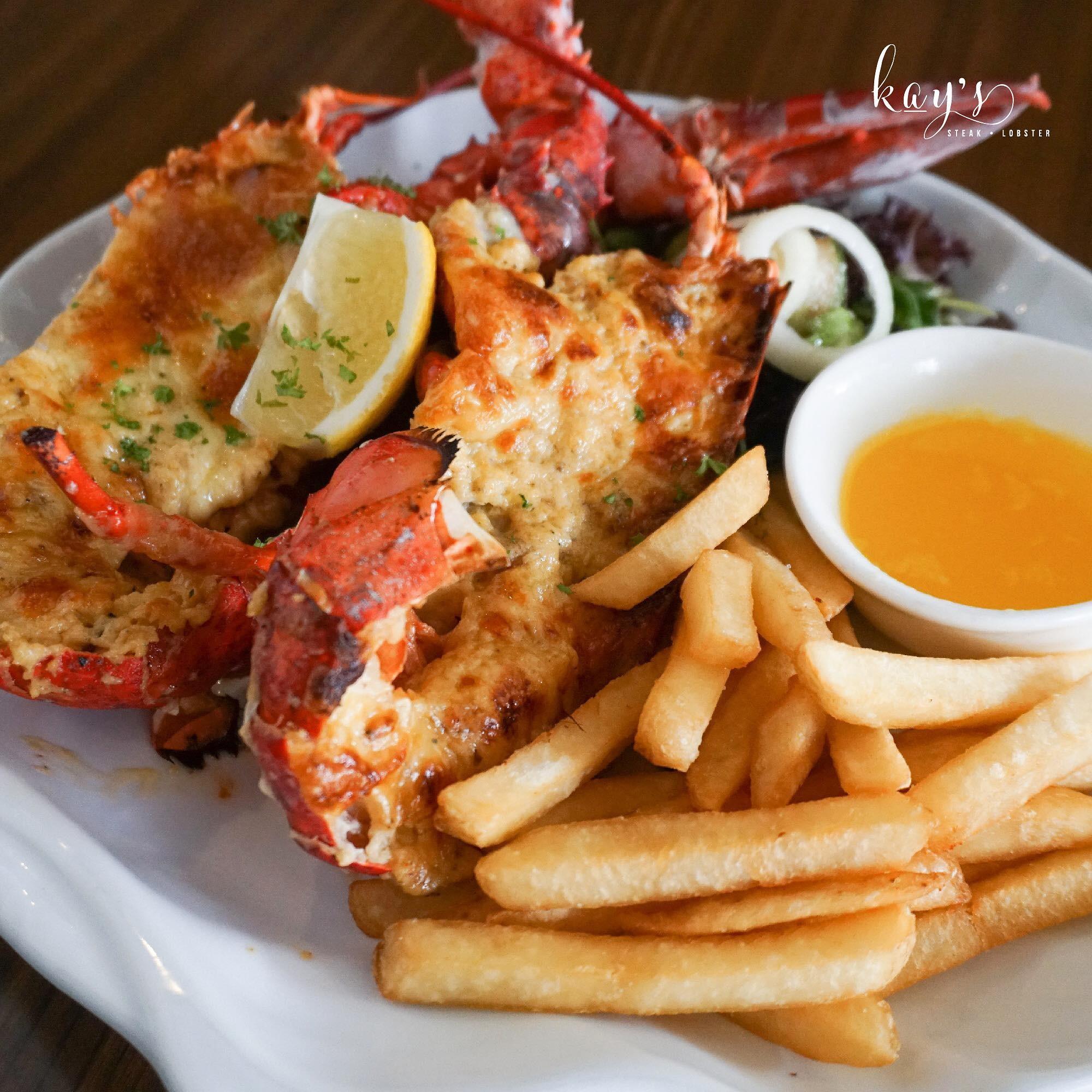 Kay's Steak and Lobster Halal food KL Malaysia Kuala Lumpur