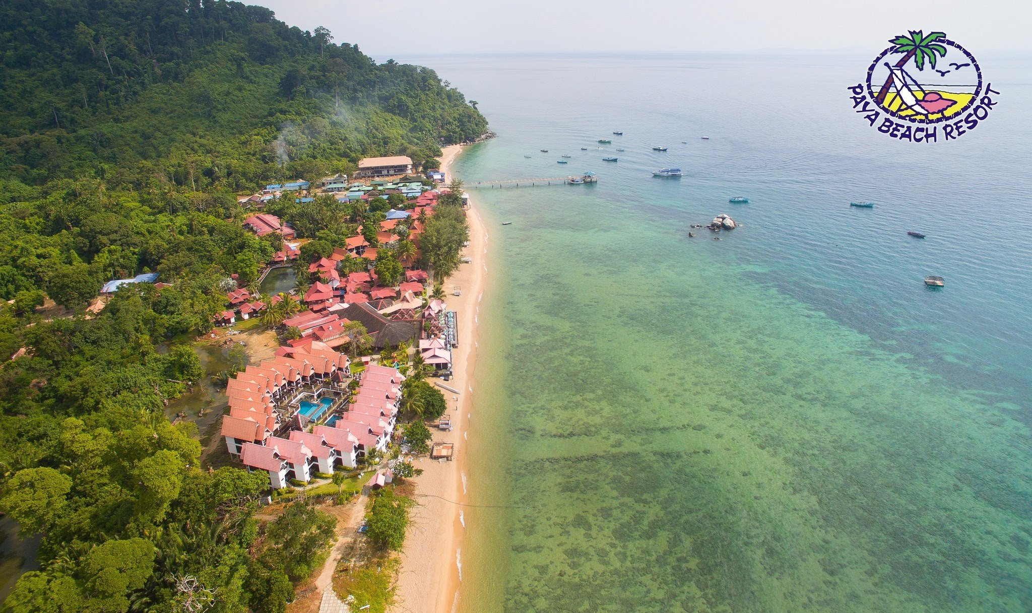 Paya Beach Resort Tioman Malaysia Honeymoon halal