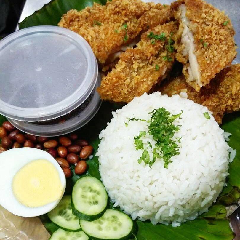 Borak Time Food Truck @ Tapak Urban Street Dining Halal food KL Malaysia Kuala Lumpur