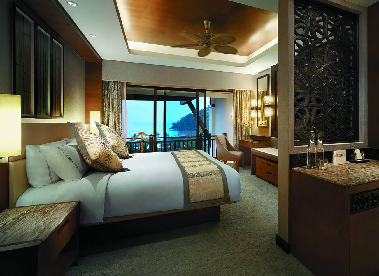 Shangri la Rasa Ria Resort and Spa Kota Kinabalu Sabah Malaysia honeymoon halal