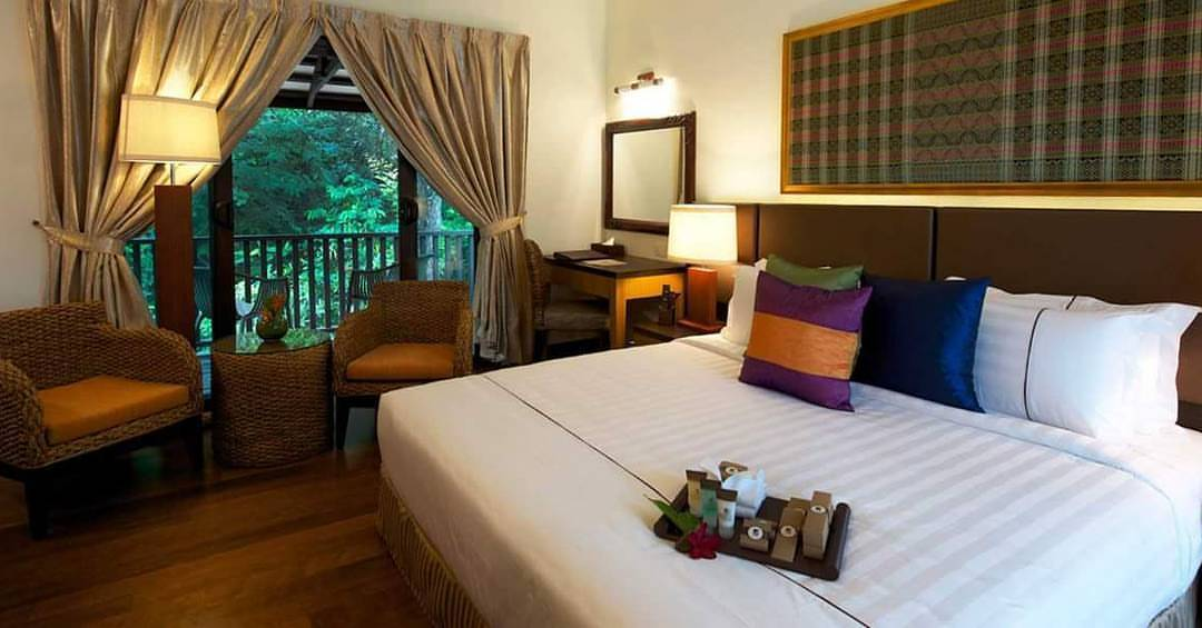 Tunamaya Beach Resort and Spa Tioman Malaysia Honeymoon halal