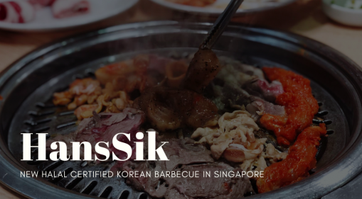 LATEST: New Halal Certified Korean Barbecue Place In Singapore You've Got To Try!