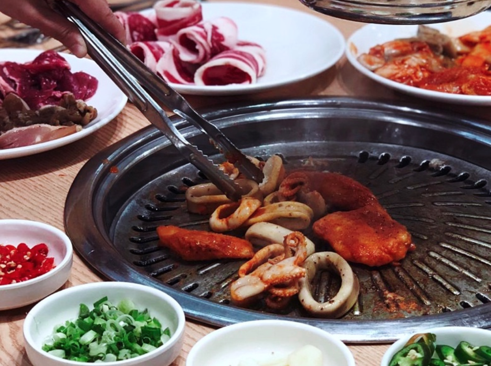 HansSik Korean BBQ, formerly known as Daessiksin, Clementi Mall