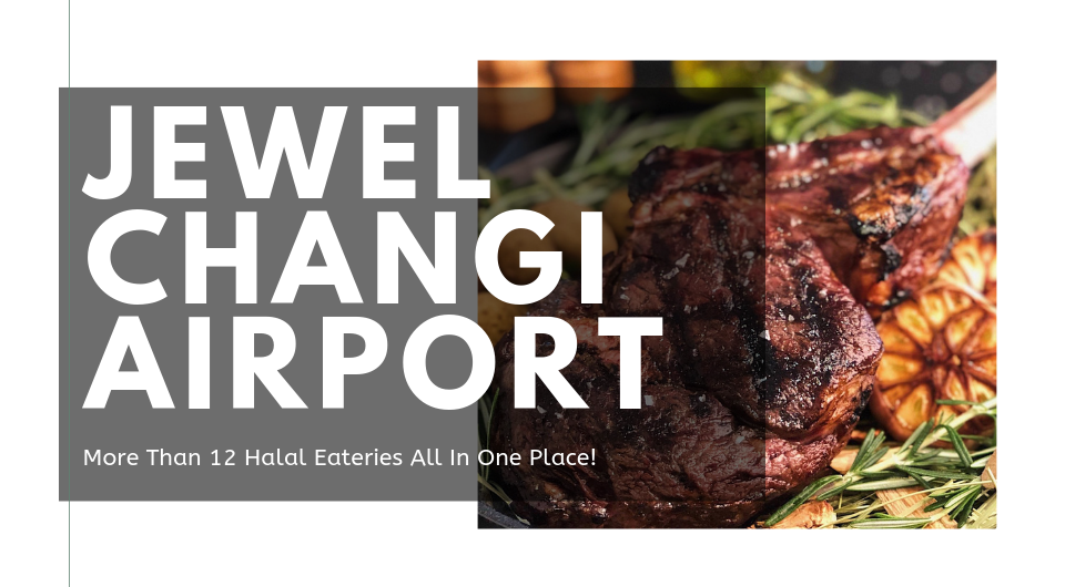 [Updated 2020] More Than 12 Halal Eateries At The New Jewel Changi Airport