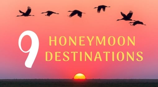9 Muslim-Friendly Honeymoon Destinations & Romantic Vacations