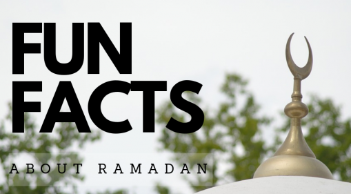 Fun Facts About Ramadhan