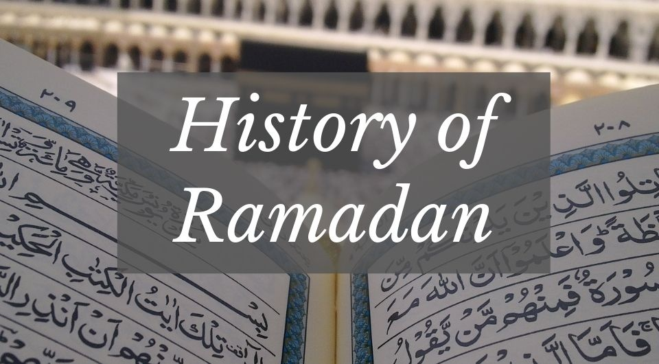 Storytime: History of Ramadan
