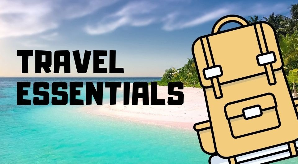 If You Don't Have These Items Ready, You Can't Travel!