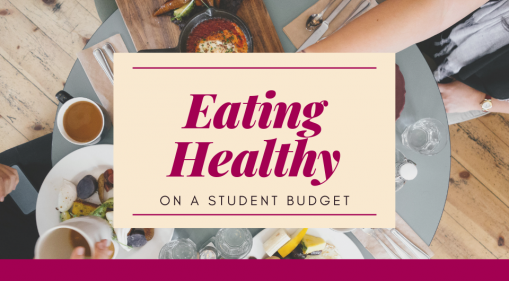 Here's How You Eat Healthy on A Student Budget