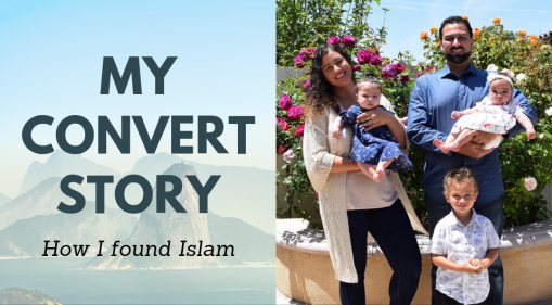 Muslim Convert Story: How I Found Islam