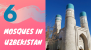 Perform Your Prayers At These Mosques in Uzbekistan!
