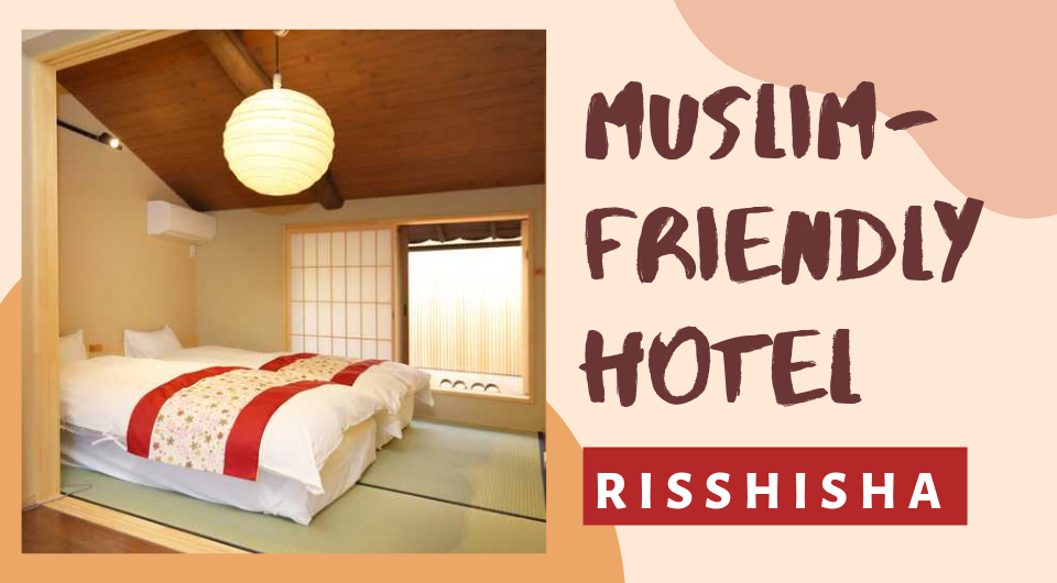 Bed Down Like A Local In This Muslim-Friendly Hotel: Risshisha