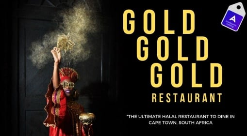 GOLD Restaurant | Seriously The Ultimate Halal Restaurant In Cape Town