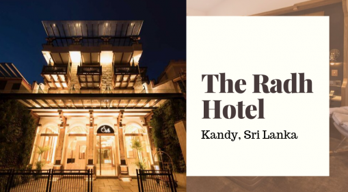Luxuriate in the Highest Crescent Rated Hotel in Sri Lanka: The Radh Hotel