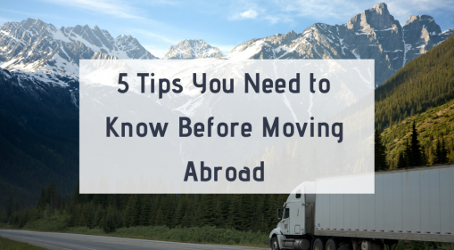 All You Need to Know Before Moving to a New Country