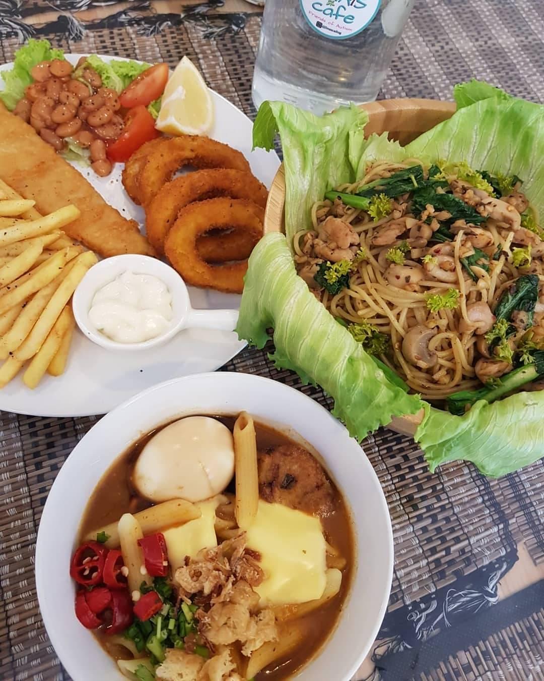 Lina's cafe singapore