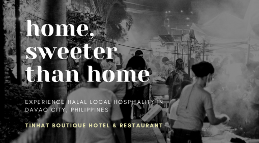 Experience Halal Local Hospitality at Tinhat Boutique Hotel & Restaurant When You're In Davao City, Philippines