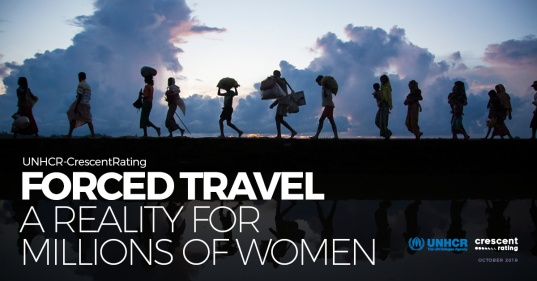 Forced Travel: A Reality For Millions of Women