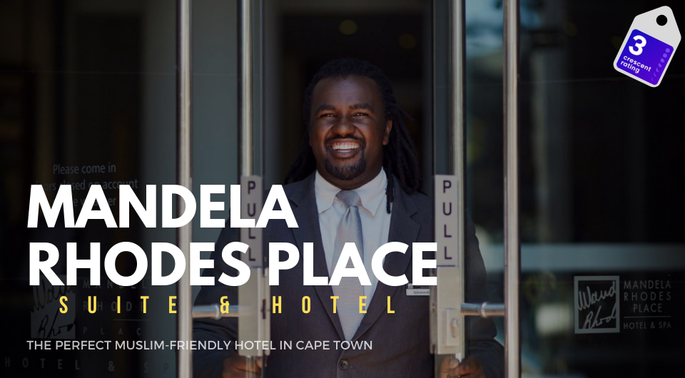 Stay With The Mandela Rhodes Place Suite & Hotel When You're In Cape Town (& It's Muslim-Friendly!)
