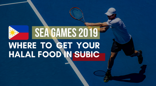 SEAGames 2019: Where To Get Your Halal Food In Subic