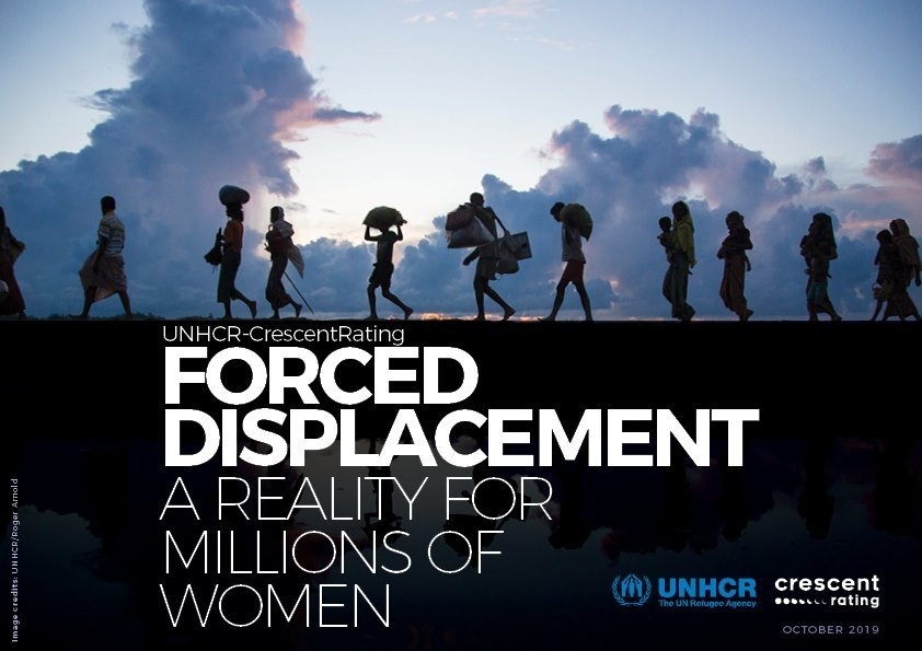 Forced Displacement: A Reality For Millions of Women