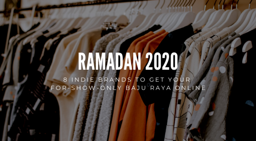 8 Indie Brands To Get Your For-Show-Only Baju Raya Online