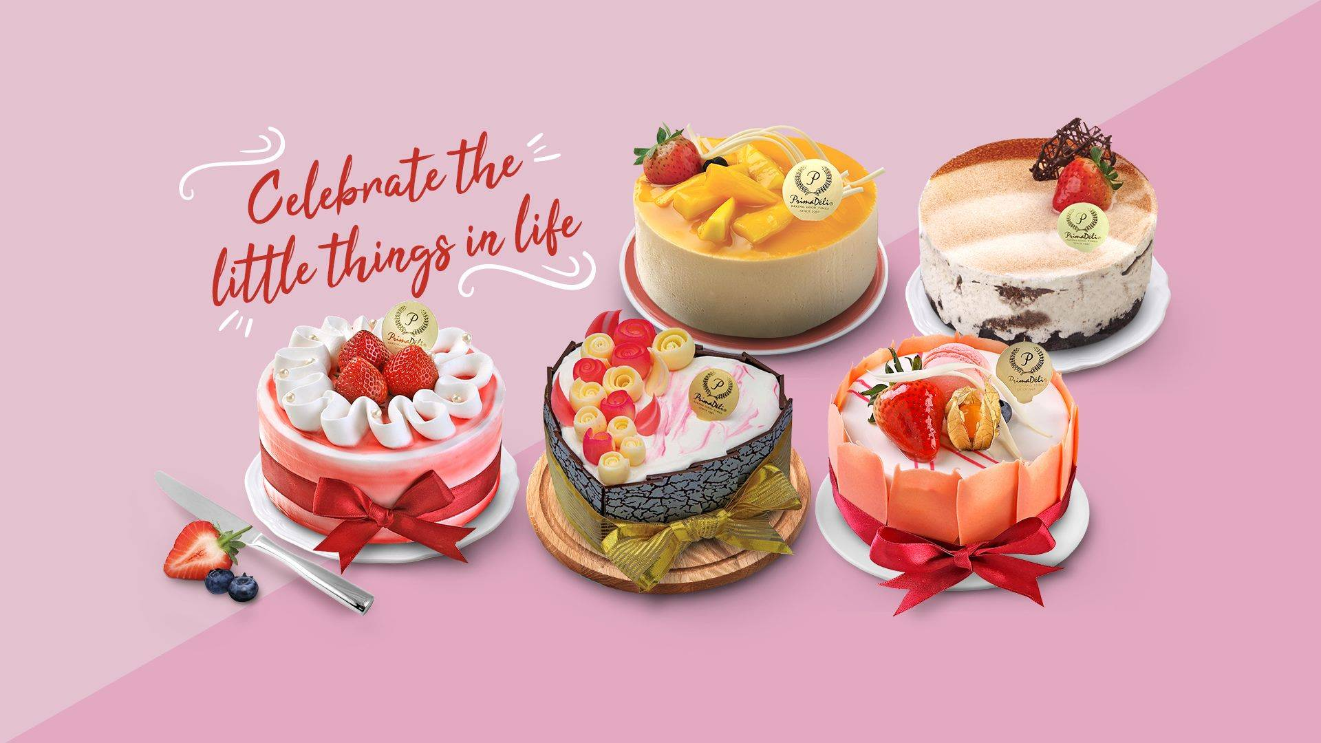 Halal Cake Prima Deli