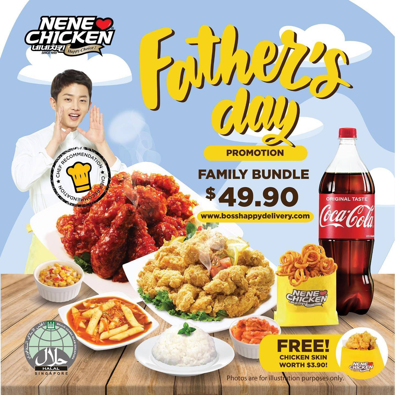 halal korean food nene chicken singapore korean food