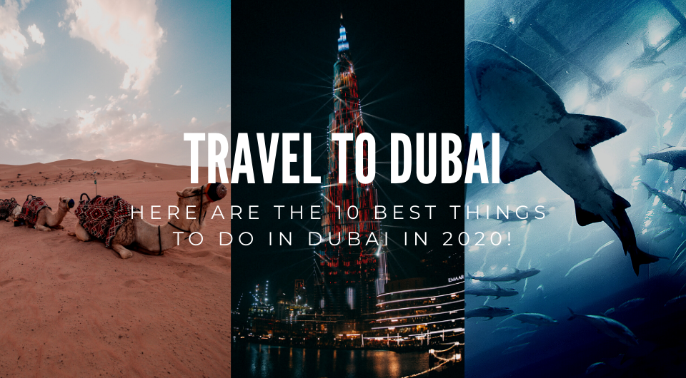 Planning A Trip To Dubai Soon? Here Are The 10 Best Things To Do In Dubai In 2020!