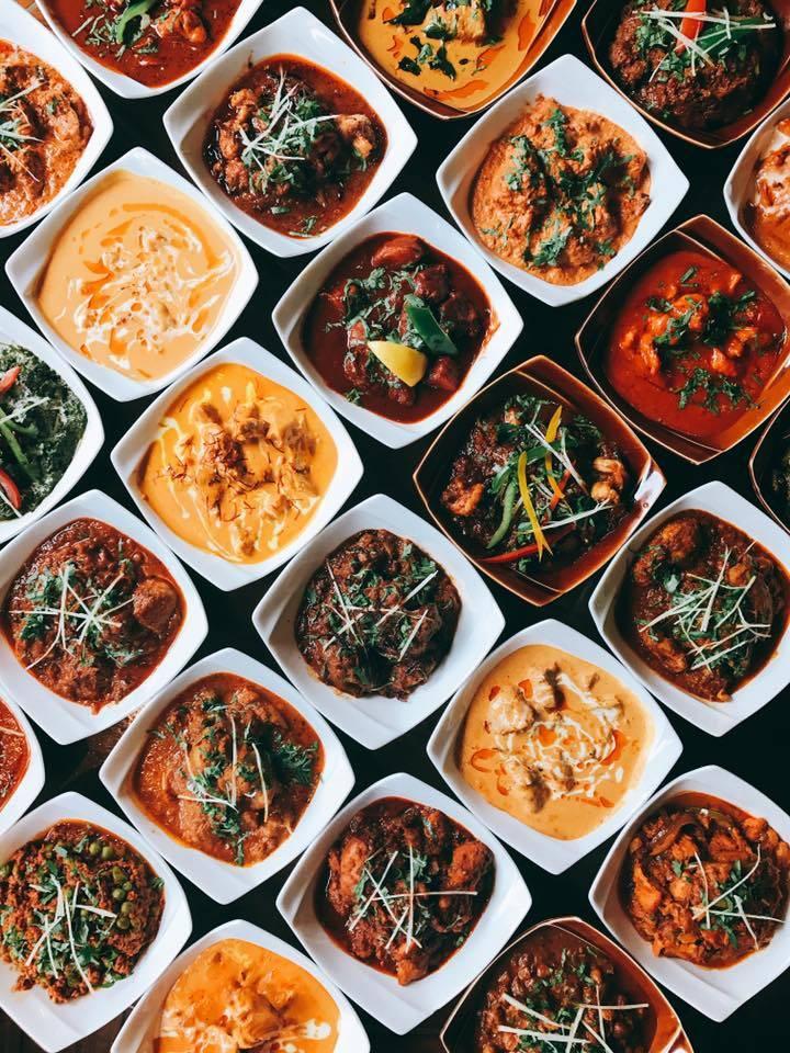 Bombay Dream Halal Food in Hong Kong