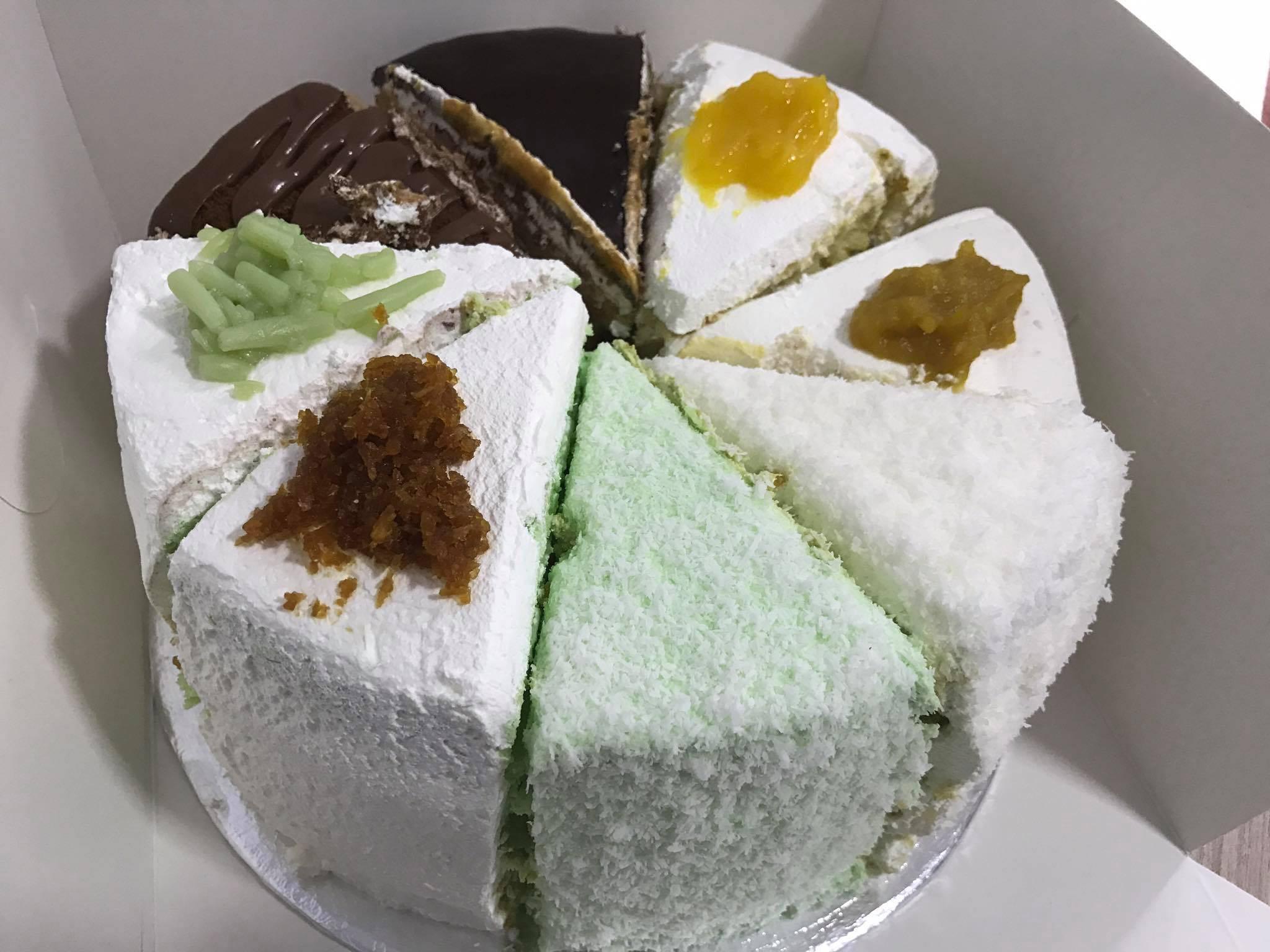 Halal Cake Julie Bakes
