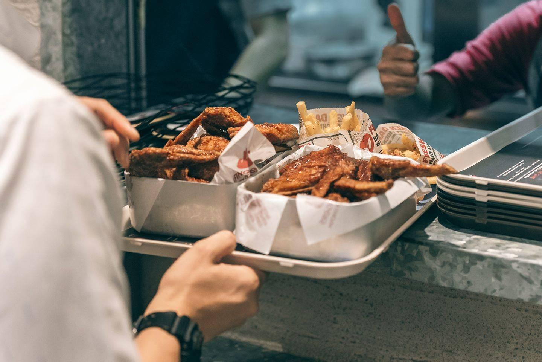 halal korean food 4 fingers singapore korean food