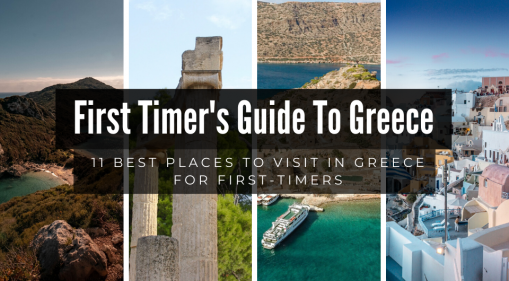 11 Best Places To Visit In Greece For First-Timers