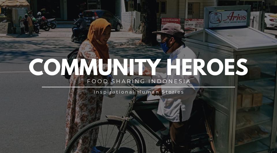 Community Heroes: Food Sharing Indonesia