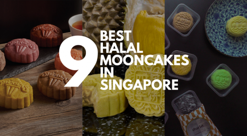 9 Best Halal Mooncakes You Can Find Around Singapore