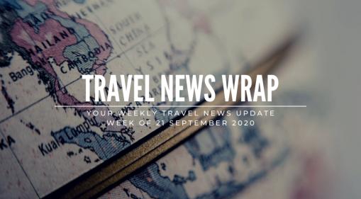 Travel News Wrap: 21 September Week