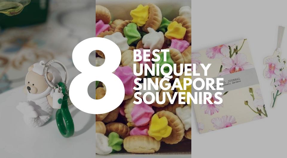 8 Best Uniquely Singapore Souvenirs