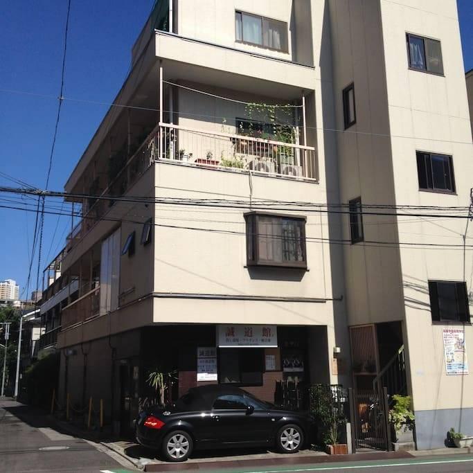 airbnb Tokyo Seidokan 202