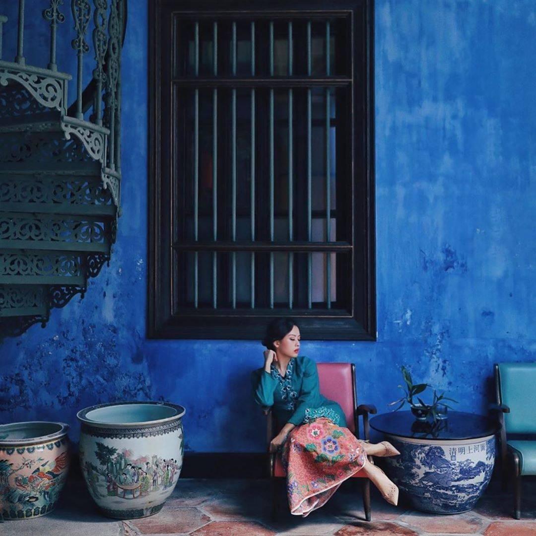 Visit Malaysia 2020 - Cheong Fatt Tze Blue Mansion