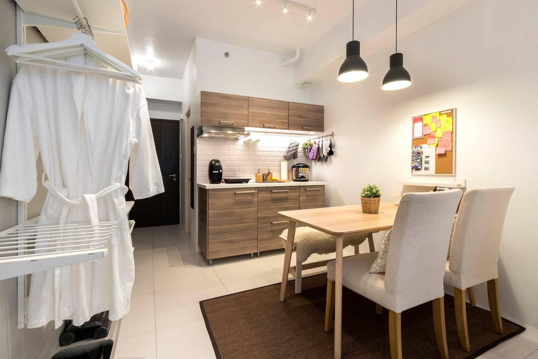 Luxury Studio in Ortigas Philippines Airbnb