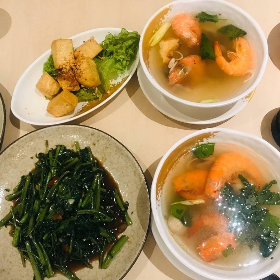 Sanook Kitchen - best halal food in bedok